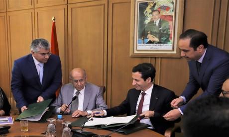 FADES accorde au Maroc un prêt de financement de  2,27 MMDH