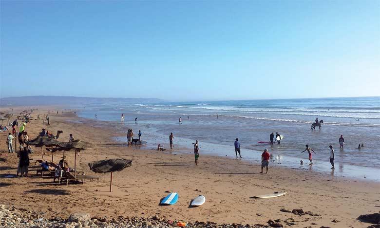 Plus de 98% des eaux de baignade au Maroc conformes aux normes de qualité microbiologique