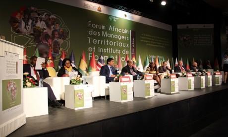 Al Akhawayn s'apprête pour le 3e Forum africain des managers territoriaux
