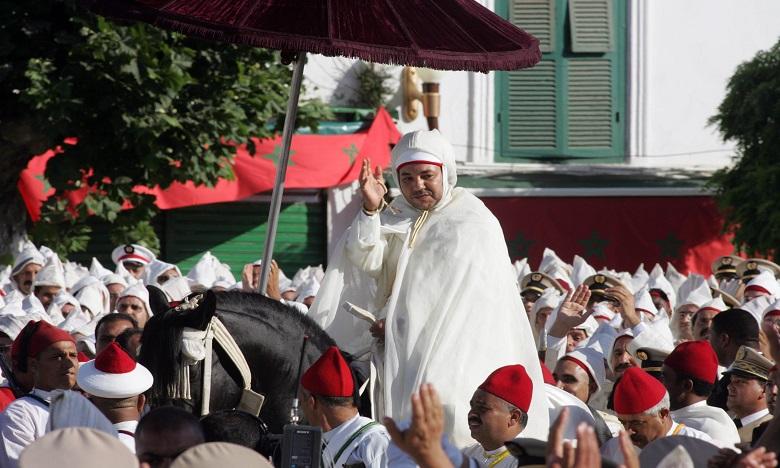 """Fête du Trône : """"les festivités se dérouleront selon les coutumes et les traditions habituelles"""""""