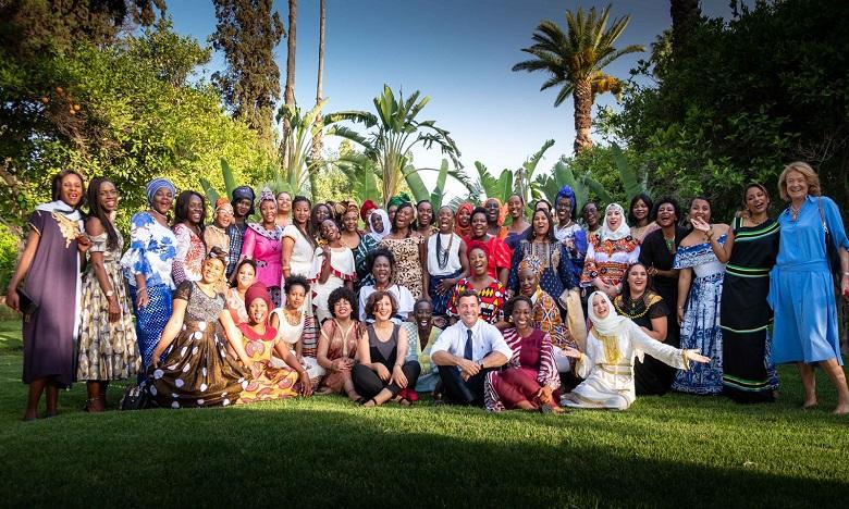 Sept africaines à l'honneur et un Marocain distingué