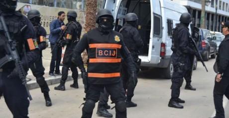 """Arrestation à Errachidia et Tinghir de trois membres d'une cellule terroriste affiliée à """"Daech"""""""