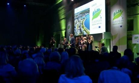 La ville de Lahti a remporté le prix en raison de sa forte présence dans les domaines de la qualité de l'air, des déchets, de la croissance verte et de l'innovation écologique. Ph : DR
