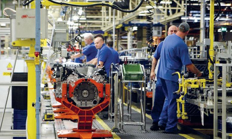Ford emploie 13.000 personnes au Royaume-Uni, pays où il fabrique principalement des moteurs.Ph. AFP