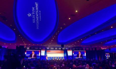 Forte participation marocaine au Sommet annuel  sur l'investissement «SelectUSA»