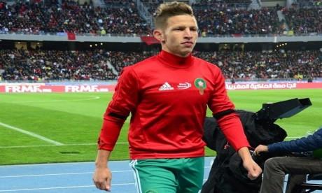 Abdelkarim Baadi remplace Hamdallah