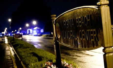 Un tireur fait 12 morts à Virginia Beach