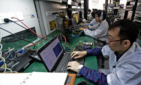 Le ministère américain du Commerce a placé Sugon, une importante compagnie électronique, sur la liste de sociétés auxquelles il est interdit de vendre des technologies. Ph : DR