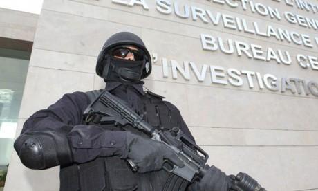 Arrestation à Errachidia et Tinghir de trois membres d'une cellule terroriste affiliée à «Daech»