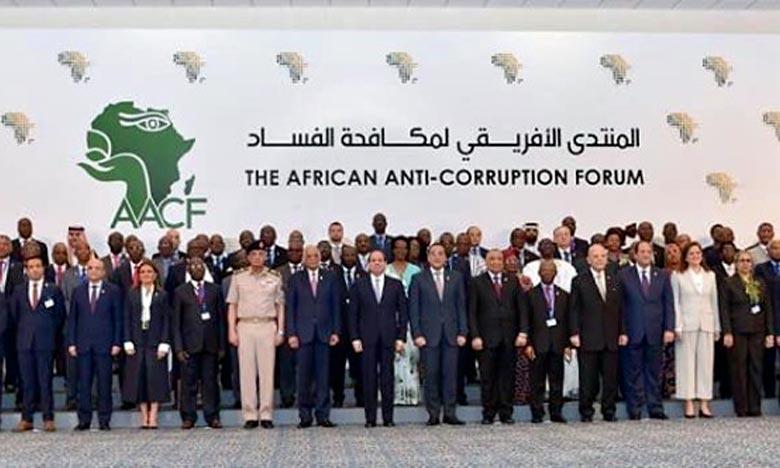 Le Forum africain contre la corruption offre l'occasion de jeter la lumière sur les efforts déployés par les Etats africains en vue de mettre en œuvre les engagements continentaux et internationaux en matière de lutte contre la corruption. Ph : DR