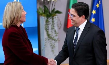Le Conseil d'association Maroc-UE se réunit à Bruxelles
