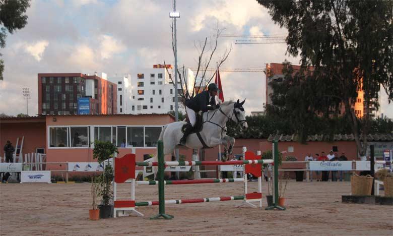 Dans l'épreuve du saut d'obstacles Masters Pro et High Masters Pro, les cavaliers marocains ont facilement validé leurs billets pour la phase finale.