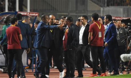 Saïd Naciri assure que le WAC n'a pas été avisé  de l'absence du VAR