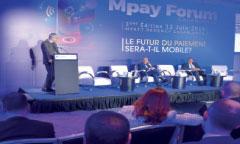 Mpay Forum est organisé par l'APEBI (Fédération marocaine des technologies de l'information, des télécommunications et de l'offshoring), en partenariat avec le CIOMag et l'ADD (Agence du développement digital). Ph. Hassan Sradni