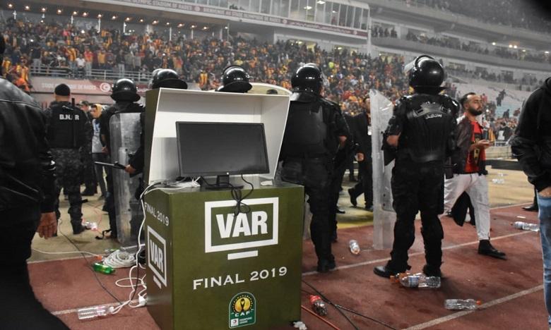 """Pour dénoncer le """"massacre arbitral"""", le WAC saisit le TAS et la FIFA"""