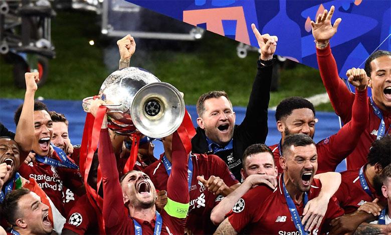 Liverpool sur le toit de l'Europe aux dépens de Tottenham