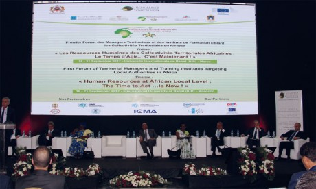 Coup d'envoi lundi du 3e Forum africain des managers et instituts de formations