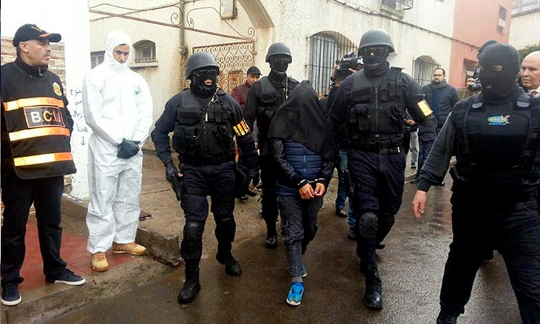 Des extrémistes liés à «Daech» dans les filets du BCIJ