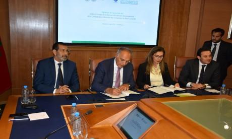 CGEM-BAD :  560.000 $ pour développer les PME marocaines en Afrique