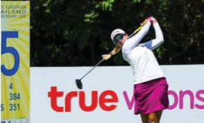 Maha Haddioui termine 18e  en Thaïlande
