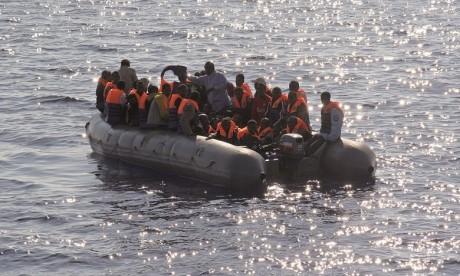 Naufrage d'une barque de migrants au large de Sidi Ifni, six morts dont un bébé
