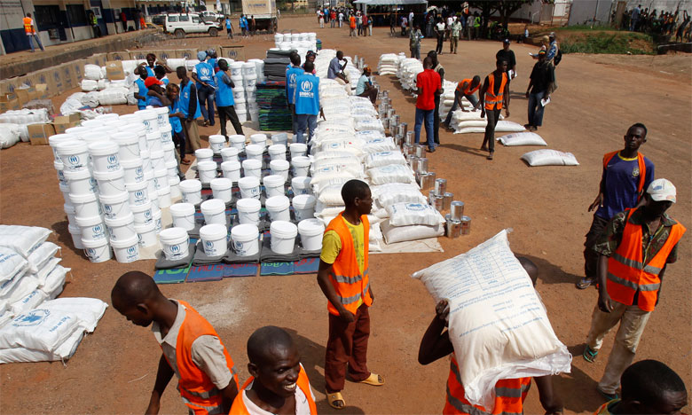 L'UE mobilise plus  de 152 millions d'euros d'aide