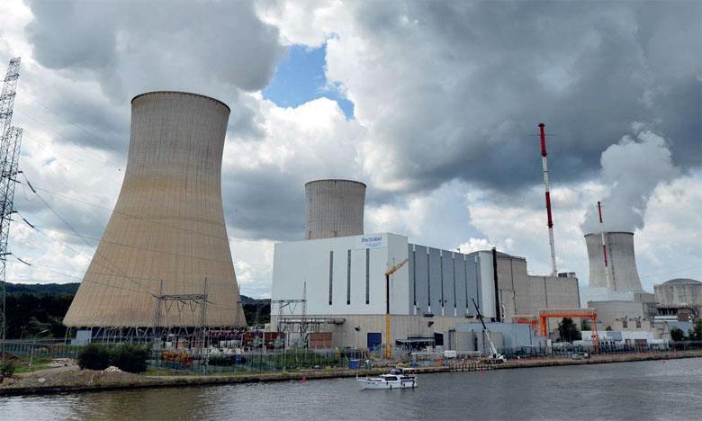 L'absence d'extension de la durée de vie des centrales nucléaires existantes pourrait générer 4 milliards de tonnes supplémentaires d'émissions de CO2. Ph. AFP