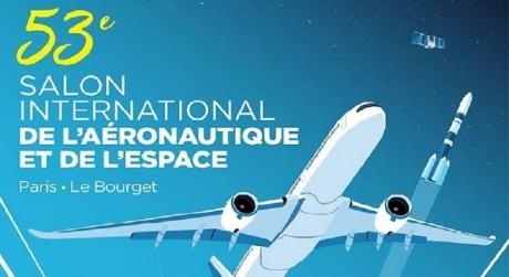 Le Maroc présent au Salon International de l'Aéronautique du Bourget