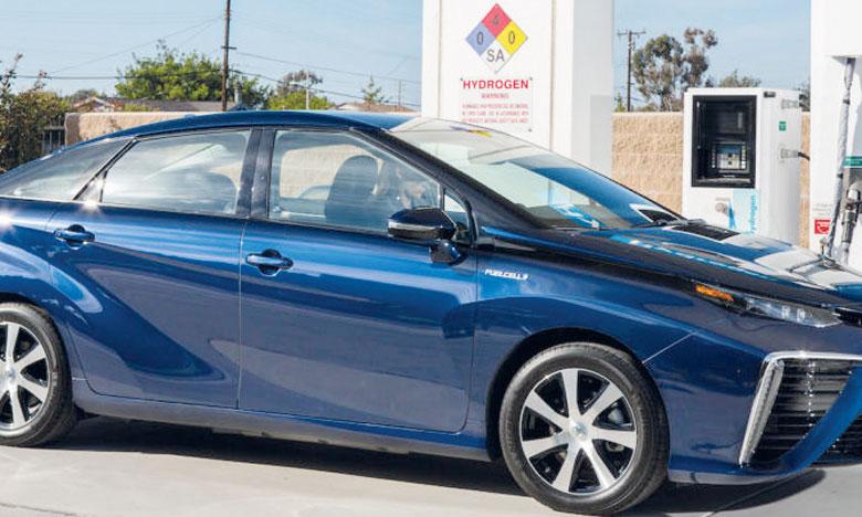 Il y a actuellement environ 11.200 voitures fonctionnant à l'hydrogène au monde. Ce nombre pourrait atteindre 2,5 millions en 2030. Ph. DR