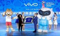 Vivo Smartphone a été le sponsor officiel de la Coupe du Monde Russie 2018. Ph. AFP