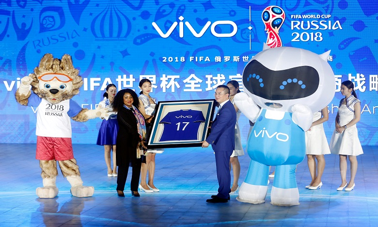 Vivo Smartphone prend pied au Maroc