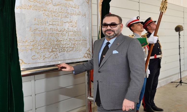 Maroc : Inauguration de l'écosystème du groupe français PSA