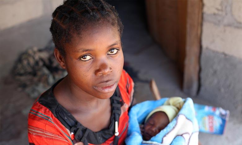 L'Unicef s'alarme de la prévalence du mariage précoce