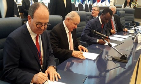 Panama: Signature d'une lettre d'intention pour la création du Forum parlementaire afro-latino-américain