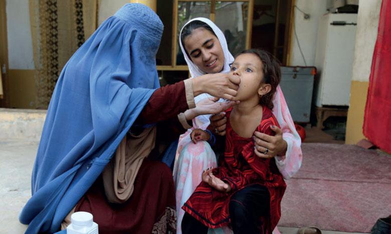 Les théories du complot alimentent la résurgence de la polio