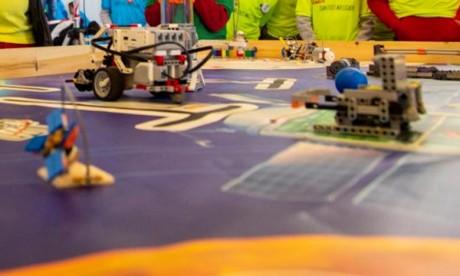 Marrakech-Safi décroche la première position à la finale du concours «Robotiques pédagogiques»