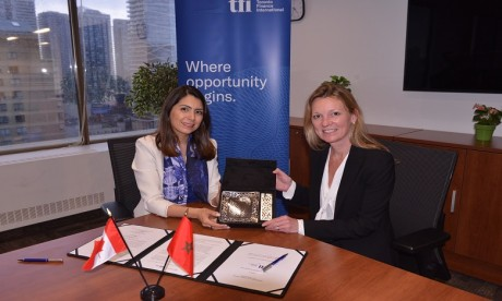 Casablanca Finance City et Toronto Finance International s'allient