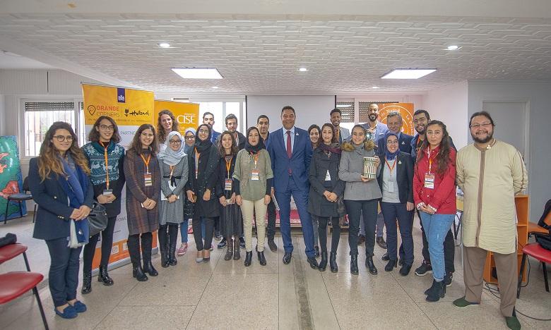 C'est parti pour la 2e édition de Orange Corners Morocco !