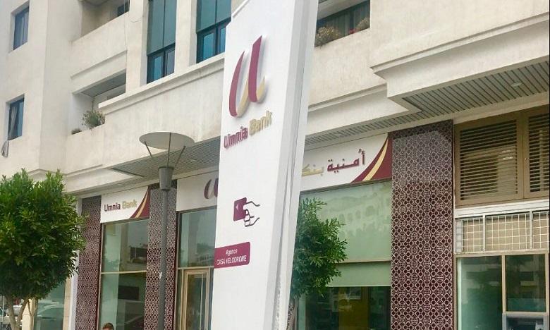 Umnia Bank signe son premier contrat de Dépôt d'Investissement
