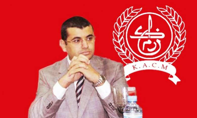 Démission collective du bureau  du Kawkab de Marrakech