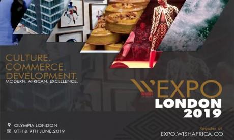 Le Maroc à l'honneur au «WISH Africa» Expo-Londres 2019