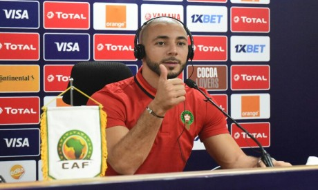 """Noureddine Amrabat: """"On a perdu face à eux lors de la CAN 2013, on sait que ça va être difficile, mais le coach a fait le nécessaire"""""""