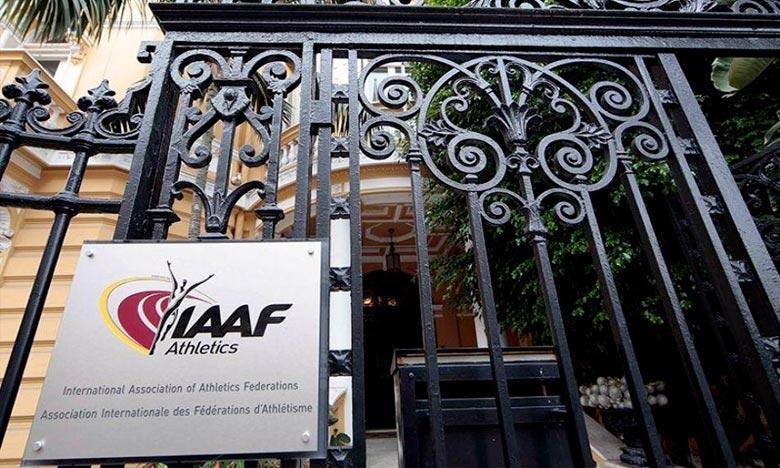 La Fédération internationale d'athlétisme change de nom