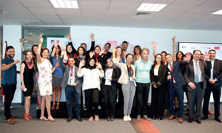 Carton plein pour le Challenge franco-marocain de l'entrepreneuriat 2019