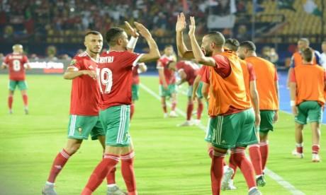 Implacables, les Lions de l'Atlas enchaînent face à la Côte d'Ivoire et vont en 8es de finale