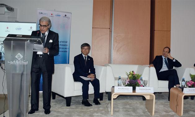 «Bank Al-Maghrib a été la première institution publique et financière à mettre en place un dispositif de gestion de la conformité aux exigences de la protection des données personnelles dès 2012», explique le wali de Bank Al-Maghrib. Ph. kartouch