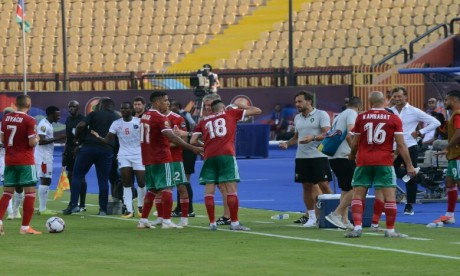Les Lions de l'Atlas démarrent par une victoire face à la Namibie