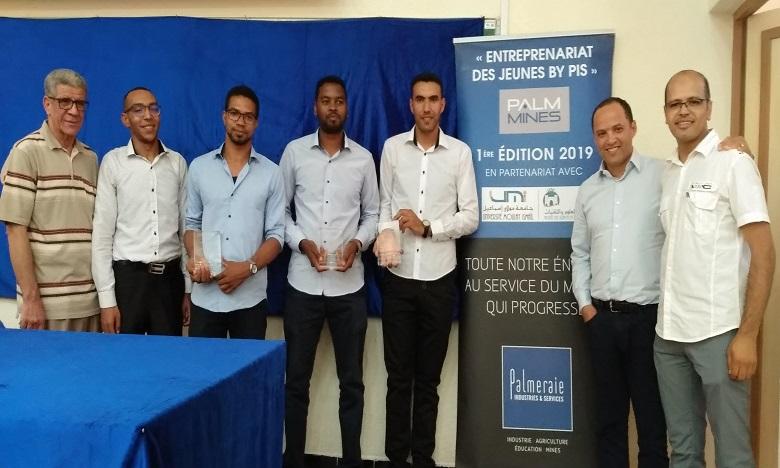 Le concours Spin-off by Pis a été initié par Palmeraie Industries & Services en partenariat avec la FST d'Errachidia.
