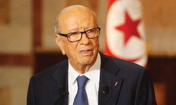L'état de santé du Président Béji Caïd Essebsi est «stationnaire»