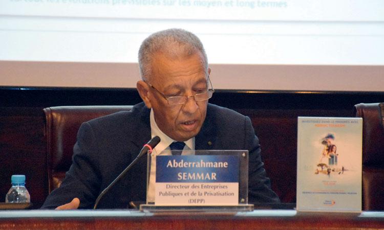 Selon Abderrahmane Semmar, directeur des entreprises publiques et de la privatisation, l'État entend développer l'actionnariat populaire et renforcer la participation du personnel d'IAM à son capital. Ph. Sradni